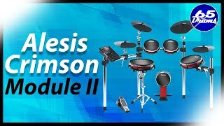 Alesis Crimson II First Impressions
