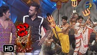 Dhee Jodi |5th April 2017 | Full Episode | ETV Telugu