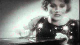Marlene Dietrich's 1929 screen test for The Blue Angel