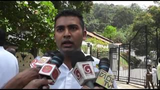 Anurada Jayarathna in kandy 2016-10-16