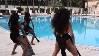Diamond Platnumz- Nasema Nawe [Official Dance Video] By The Unique Silver Dancers