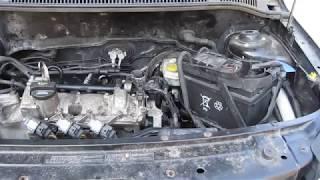 ベアリング??エンジン、ミッションを取る車 チューニング フォルクスワーゲン 1.2L FOX ターボ29