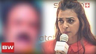 HOT: Radhika Apte's Clarification on Hero Misbehaving | TK 990