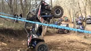 SRRS 2016 Dirty Turtle UTV Action