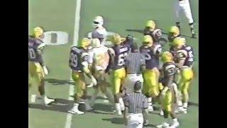 1989 # 11 Tennessee vs LSU