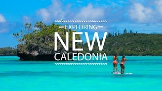 Lena Erdil and Maria Andres: Exploring New Caledonia