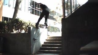 Pretty Sweet slow mo part 3: Vincent Alvarez