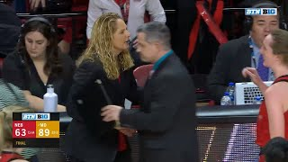 Top Plays: Nebraska at Maryland | Big Ten Women