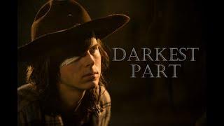 The Walking Dead-Carl Grimes Tribute-DARKEST PART-RED
