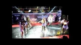 SAOCO DANCE, Representante de Perú Categoria Bachata Grupal-Concurso nacional 2012