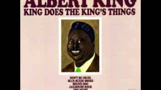 Albert King: Blues for Elvis - King does the king's things (1970) [Álbum completo]