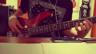 [Champagne]- city【Bass cover】