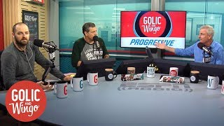 Bad idea for Baker Mayfield to release documentary of draft process? | Golic and Wingo | ESPN