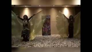 Yoan Bellydance & the Girls in Marsmellow