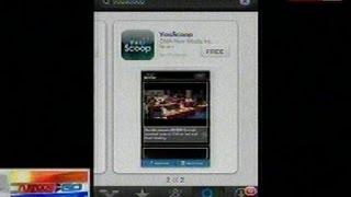 NTG: Youscoop app ng GMA News, maaari na ring ma-download sa mga iPhone o iPad