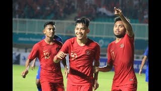 PSSI 88th U19 International Tournament: Indonesia vs China