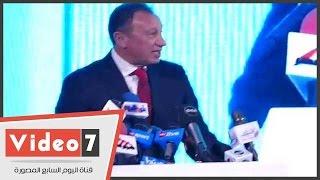 محمود الخطيب : تكريم حسن حمدى يذكرنا بالمايسترو وجمهور الأهلى يستحق الأفضل