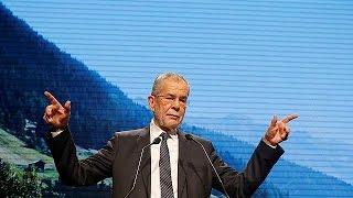 Election Présidentielle en Autriche: l'extrême droite reconnaît sa défaite
