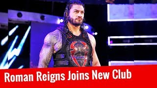 Roman Reigns Joins New Club In WWE ! Roman Reigns Wins the Intercontinental Title Become Grand Slam