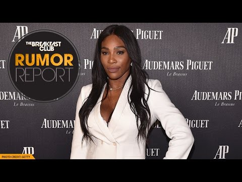Serena Williams Confirms She Is Pregnant