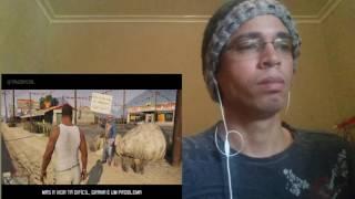 REACT Rap do GTA 5 (História) - Tauz RapGame 09 (Tauz)