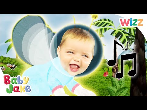 Baby Jake Yacki Yacki Yoggi Song