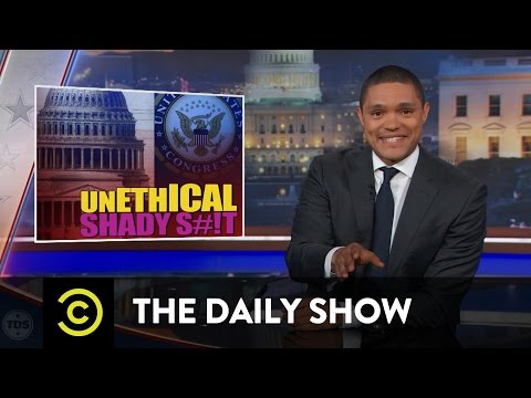 House Republicans Grapple with Backlash on Ethics Vote The Daily Show