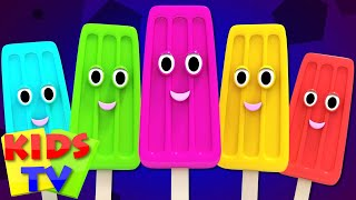 the finger family | 3d rhymes | kids videos
