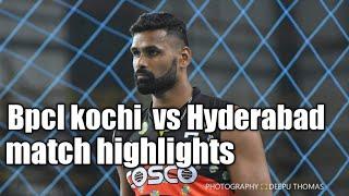 All Indian volleyball tournament Kerala...   Final match   bpcl vs Hyderabad spikers   1st set video