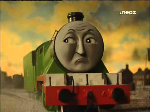 Thomas y Sus Amigos Henry y el Arbol de los Deseos