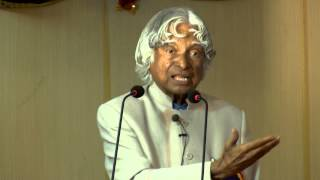 Inspirational Speech of  Dr. A. P. J. Abdul Kalam - must watch  - RedPix 24x7
