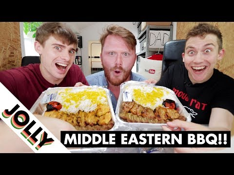 Xxx Mp4 Middle Eastern Food With The Arab Englishman 3gp Sex