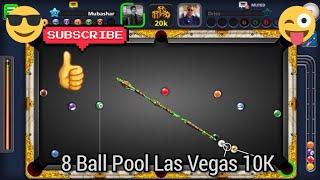 8 Ball Pool Las Vegas (full house) Winning 10K I AM GOING TO WIN!