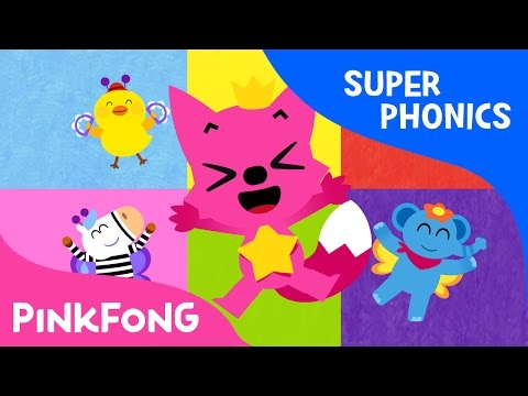 ng | Pinkfong's Song | Super Phonics | PINKFONG Songs for Children