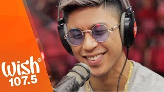 "Kris Lawrence sings ""Ikaw Pala"" LIVE on Wish 107.5 Bus"