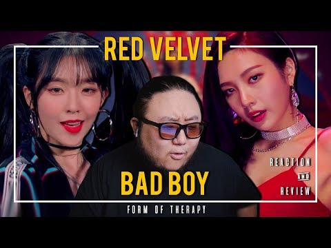 """Producer Reacts to Red Velvet """"Bad Boy"""""""