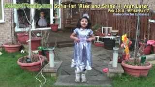 Sofia the First Rise and Shine Song 1 Year Later - Trapped!