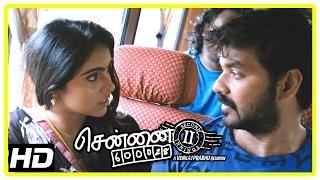 Chennai 600028 II Movie Climax   Jai and Sana unite   Premji   Shiva   Venkat Prabhu
