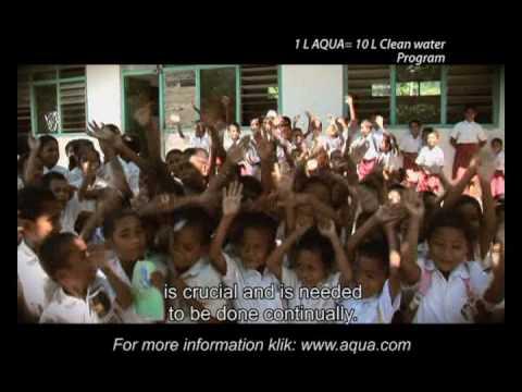 Aqua Danone SUS program compile SubTitle DVD