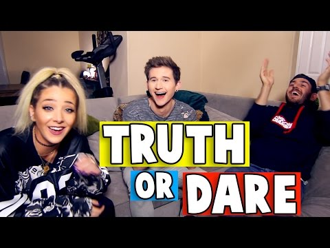 TWISTED TRUTH or DARE w JENNA MARBLES & JULIEN SOLOMITA