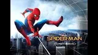 مشاهده و تحميل فيلم Spider-Man: Homecoming (2017) مترجم عربي
