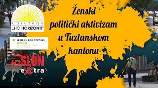 """HO """"Horizonti"""" i RTV Slon u kampanji """"Ženski politički aktivizam u TK"""" - Ekofeminizam"""