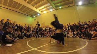 💪 POWERTRICKS BATTLE - Matros vs Biowolf | PREselect | COMBONATION 8 | DAY 1 - #bboy #breakdance
