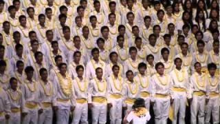 Kamehameha Schools Song Contest 2011 - Freshmen Co-ed