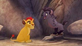 The Lion Guard We're the Same (Sisi ni Sawa) Clip