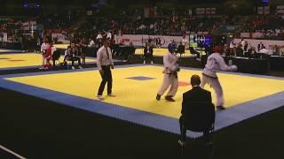 KONSTANTIN SIMEONOV, BG - EC 2017 ITF TKD