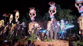 Kollam pooram കൊല്ലം പൂരം 2018(3/6)