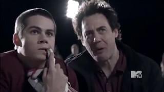 Teen Wolf 1x2 Lacrosse Game