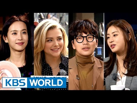 Entertainment Weekly | 연예가중계 - Chloe Moretz, AOA,  Lee Donghwi (2016.03.18)