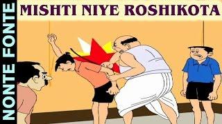 How Nonte Fonte traps Keltu again   Mishti Niye Roshikota   Nonte Fonte   Animated Funny HD Vide